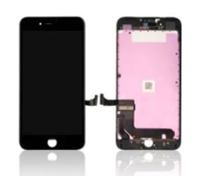 iPhone 8P Screen Replacement - Black (Basic)