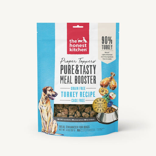 The Honest Kitchen Turkey Proper Toppers ™