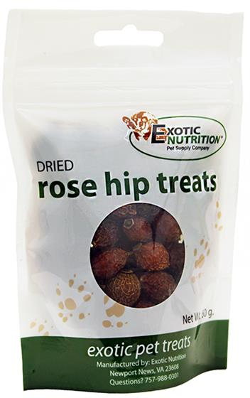 Rose Hip Treats