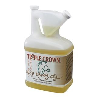 Triple Crown Rice Bran Oil Plus