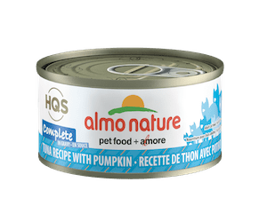 Almo Nature Tuna Recipe with Pumpkin in Gravy