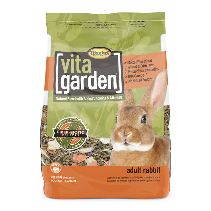 Higgins Vita Garden® for Rabbits