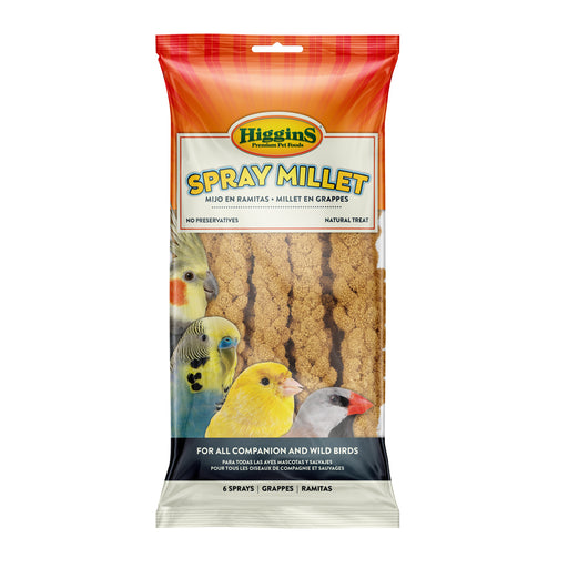 Higgins® Spray Millet
