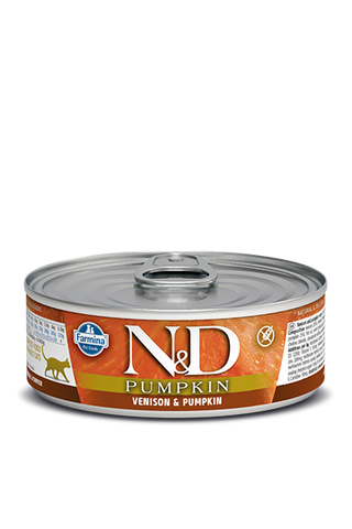 Farmina Venison & Pumpkin Wet Cat Food