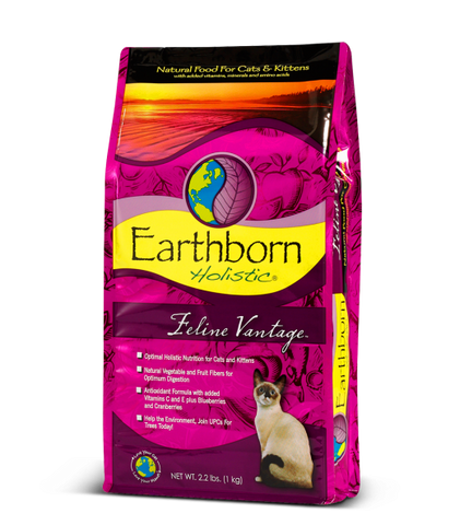 Earthborn Holistic® Feline Vantage™ Cat & Kitten Food