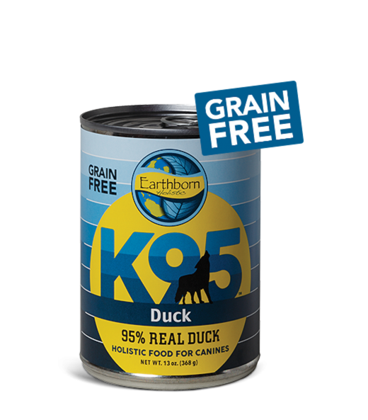 K95™ Duck Canned Dog Food