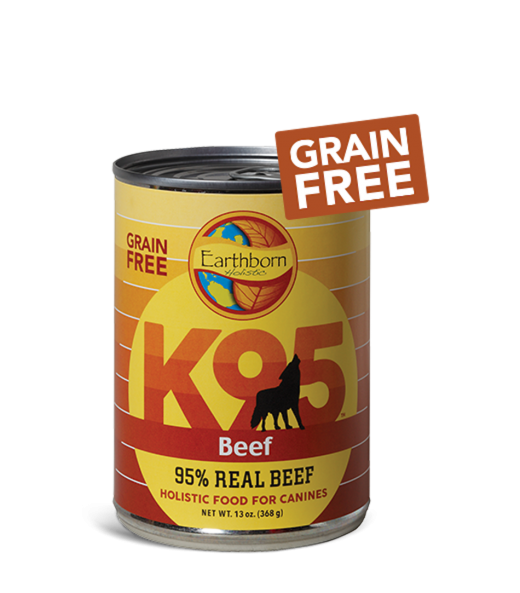 K95™ Beef Canned Dog Food