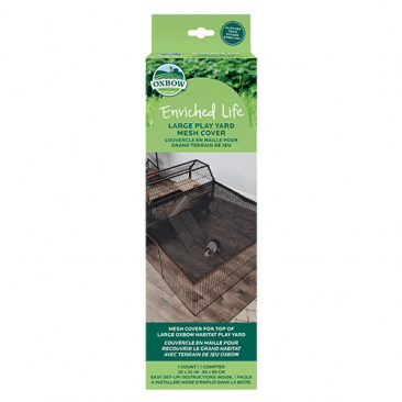Oxbow Enriched Life - Play Yard Mesh Cover XL