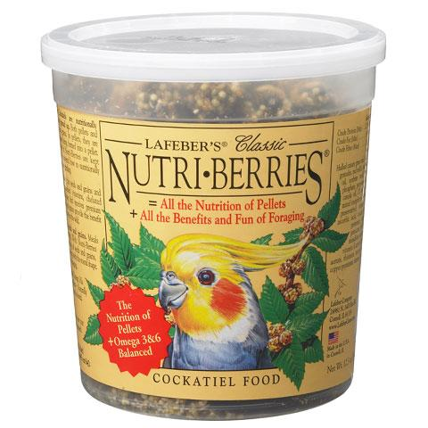 Lafeber's Classic Nutri-Berries Cockatiel Food