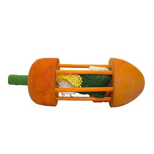 Carrot Roller Toy