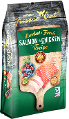 Fussie Cat Market Fresh Salmon & Chicken Recipe