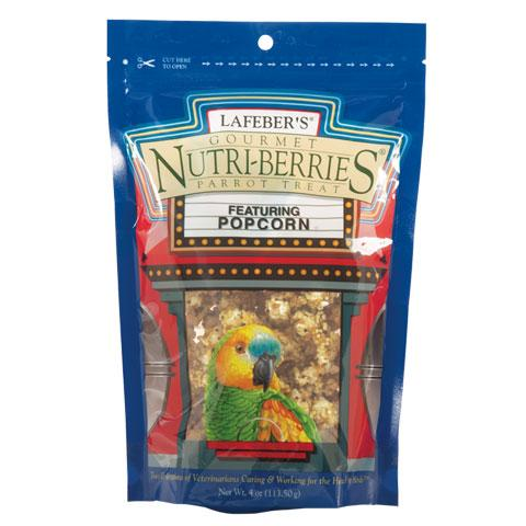 Lafeber's Nutri-Berries Popcorn Parrot Treat