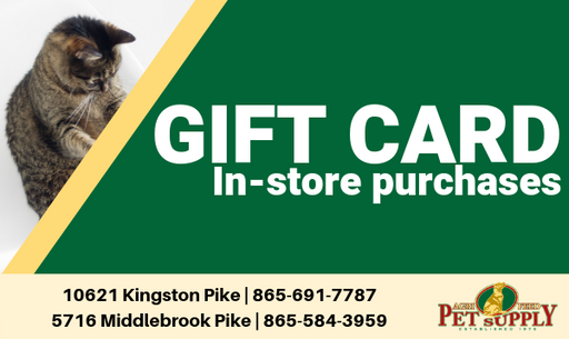 Gift Card - In-store