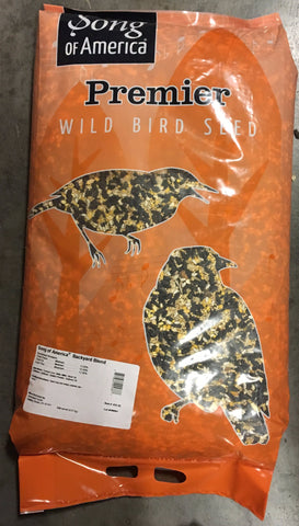Song of America Backyard Blend Wild Bird Seed