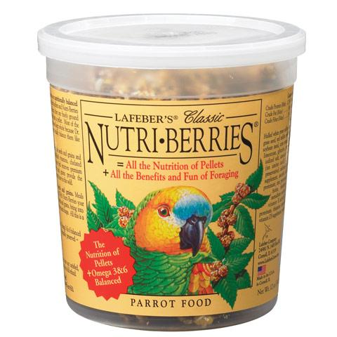 Lafeber's Classic Nutri-Berries Parrot Food