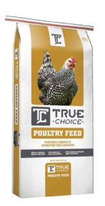 Purina True Choice Layer 16% Crumble Poultry Feed