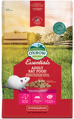 Oxbow Essentials - Adult Rat Food
