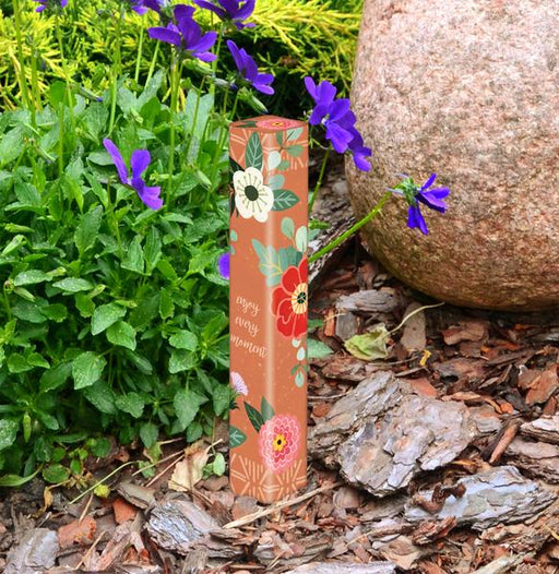 "ENJOY EVERY MOMENT 10"" MINI ART POLE"