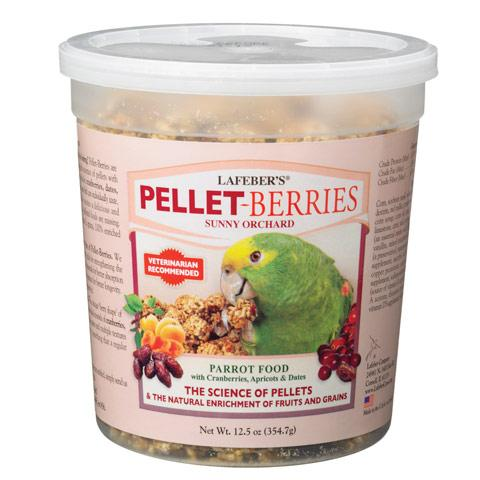 Lafeber's Pellet-Berries Parrot Food