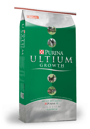 Purina® Ultium® Growth Horse Formula