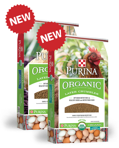 Purina Organic Layer Pellets