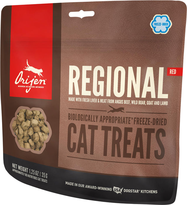 Orijen Regional Red Grain-Free Cat Treats