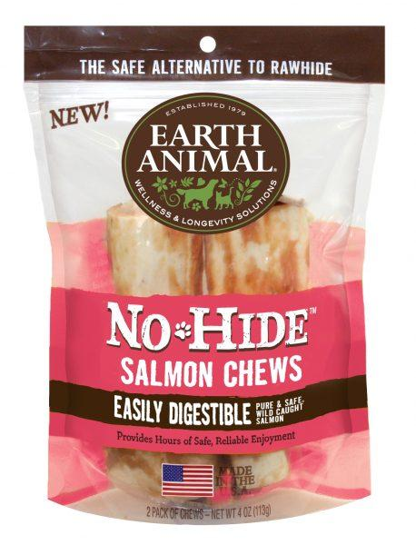Earth Animal No-Hide Salmon Chews