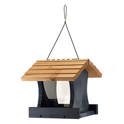Wood Ranch Feeder - Blue