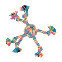Zeus Mojo Brights Rope Spider Ball 7""