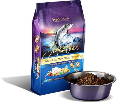 Zignature® Trout & Salmon Meal Formula (Dry)
