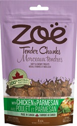 Zoë Tender Chunks with Chicken and Parmesan - 5.3oz