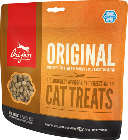 Orijen Original Grain-Free Cat Treats