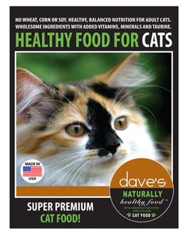 Dave's Naturally Healthy™ Adult Cat