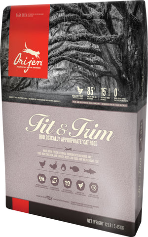 Orijen Fit & Trim Grain-Free Dry Cat Food