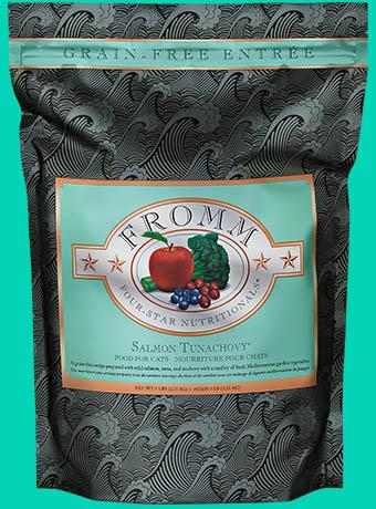 Fromm Four-Star Nutritionals® Salmon Tunachovy® Food for Cats