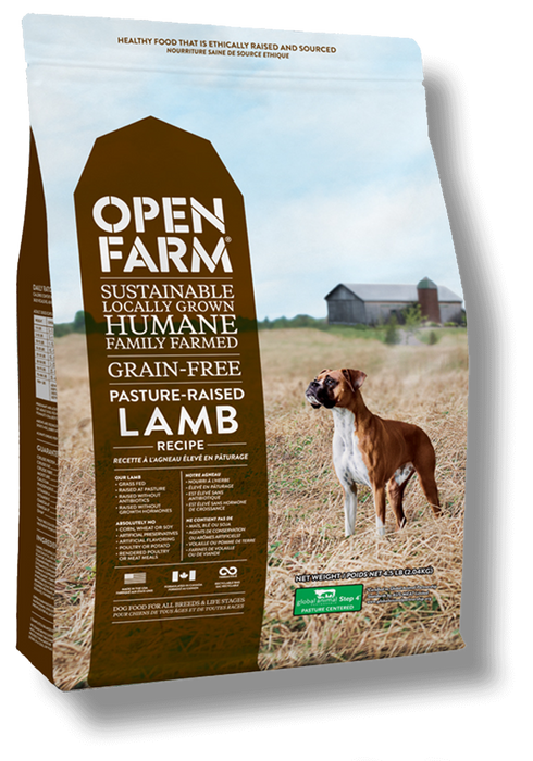 Open Farm Pasture Raised Lamb Dog Food