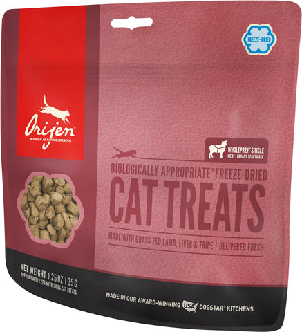 Orijen Grass-Fed Lamb Grain-Free Cat Treats