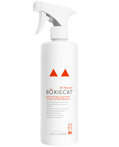 Boxiecat Premium Extra Strength Stain & Odor Remover