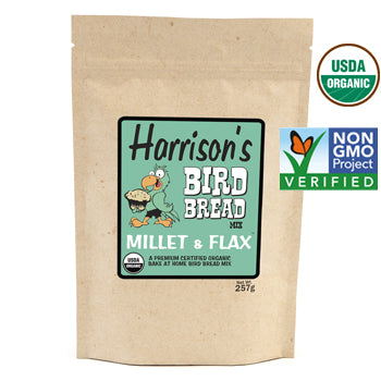 Bird Bread Mix - Millet & Flax