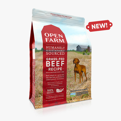 OPEN FARM BEEF RECIPE