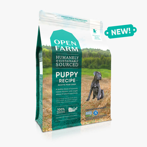 OPEN FARM PUPPY RECIPE