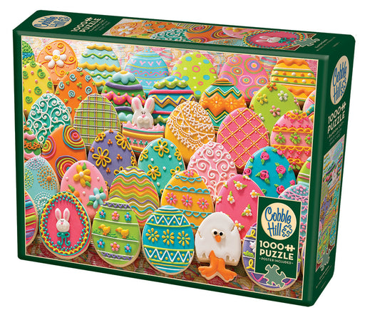 EASTER EGGS 1,000 PIECE PUZZLE