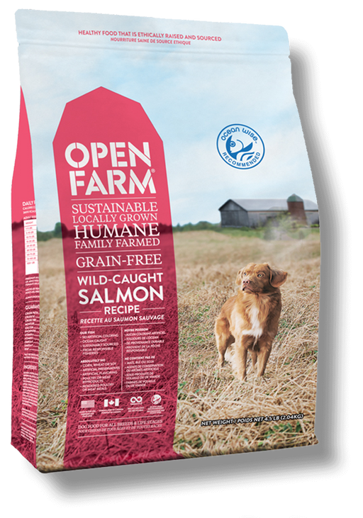 Open Farm Wild-Caught Salmon Dog Food