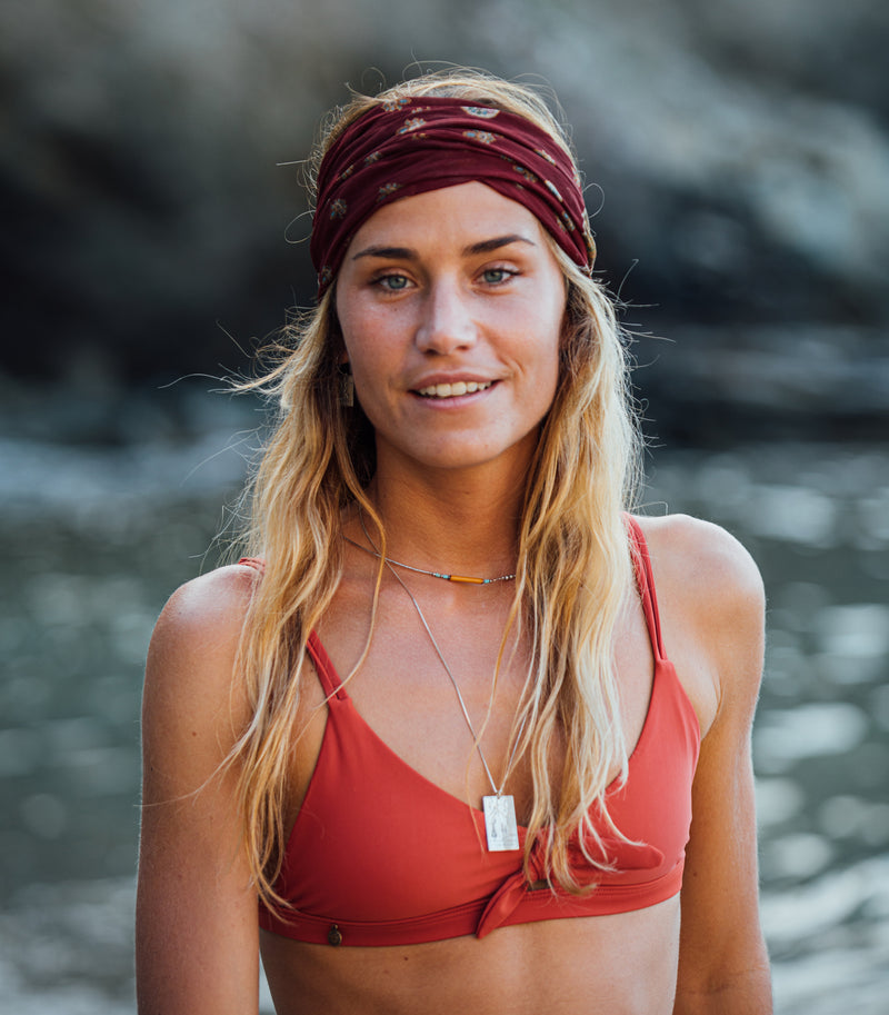 The Bralette top - Rust