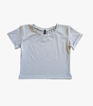 The Tee top Sky Grey