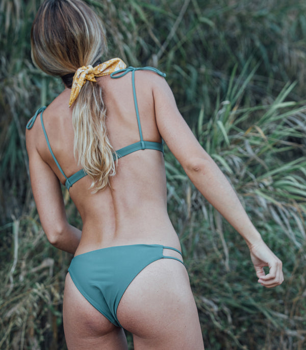 The Strappy bottom - Sage Mist