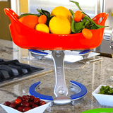 trivae, pizza stand, cake stand, serving stand, display stand, server, entertaining at home, dinner party