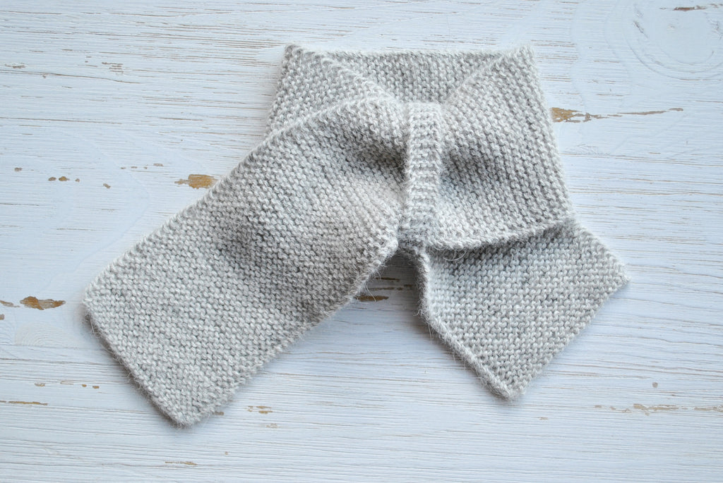 Alpaca Baby and Toddler Scarf