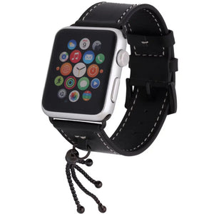 Tassel Leather Band - Apple Watch