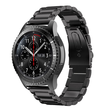 Modern Stainless Steel Band - Samsung Gear S3 Classic, Frontier